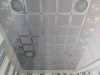 Алюминиевые подвесные потолки 300/300