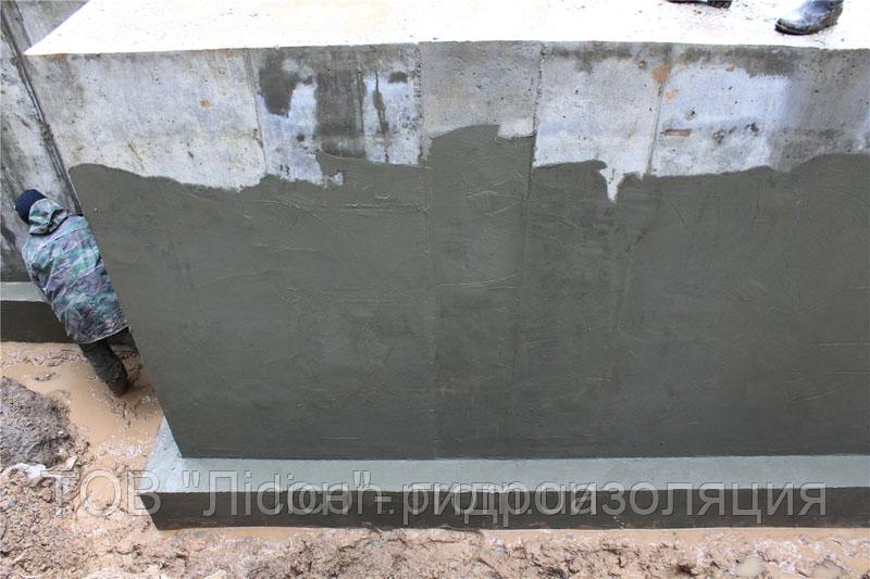 Мокрый бетон гидроизоляция пыльник полиуретановый точка опоры 0-05-2134