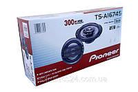Акустика Pioneer TS-A1674S мощность 300W!!!