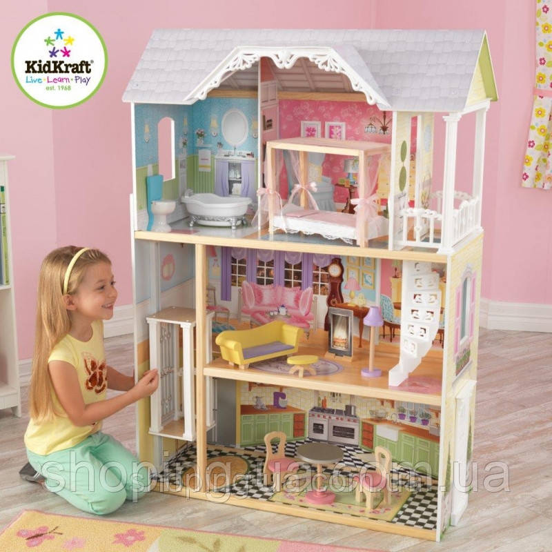 Кукольный домик Kaylee Dollhouse Kidkraft 65869