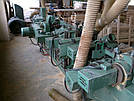 Чотиристоронній верстат б/у Gabbiani (Італія) 11 шпинделів, промислового класу, 1979 рік, фото 4