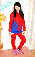 Флисовый спортивный костюм  оптом Sport 5