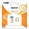USB флешка Apacer AH111 16GB Blue Rose, фото 2