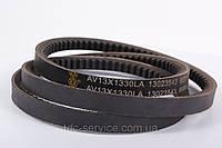 Ремень зубчатый 13023543 AV13x1330La 6537 на погрузчик CDM-833/CDM-835