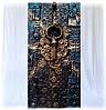 Ключница в стиле лофт оригинальный подарок на новоселье день рождения юбилей