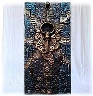 Ключница в стиле лофт оригинальный подарок на новоселье день рождения юбилей, фото 1