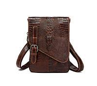 Небольшая кожаная сумка на плечо Marrant, фото 1