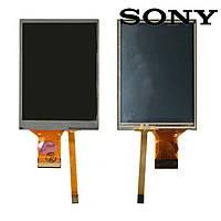Дисплейный модуль (дисплей + сенсор) для цифрового фотоаппарата Sony DCR-HC19E, оригинал