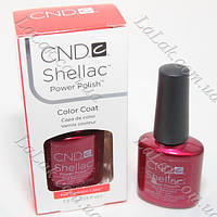 "Гель-лак Shellac CND ""Red Baroness"""