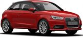 Коврики на Audi A-1 (c 2010--)