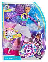 Кукла Барби  Подружка на ховерборде Звездные приключения Barbie DLT23 Lights and Sounds Hover Board