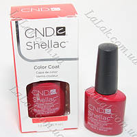 "Гель-лак Shellac CND ""Rose Brocade"""