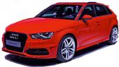 Коврики на Audi A-3 (c 2012--)