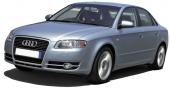 Коврики на Audi A-4 (B-7) 2004-2008