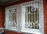 Оконные решетки для дома