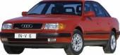 Коврики на Audi A-6 (C-4) 1994-1998
