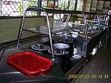 Мармит  для 2-х блюд с подогревом, фото 4