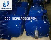 Электродвигатель 4АМ 132 М6 7,5 кВт 1000 об/мин