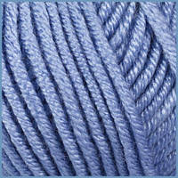 Пряжа для вязания Валенсия Дельмара (Valencia Delmara), 4132 цвет,  шелк ЧМ 1056807