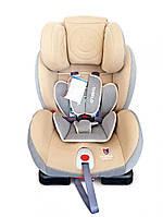 Автокресло Eternal Shield Honey Baby Isofix (бежевый/серый) KS02N-HB42-004