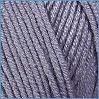 Пряжа для вязания Валенсия Дельмара (Valencia Delmara), 602 цвет,  ЧМ 1056798