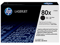 HP 80X LJ M425/M401 Black (2*6900 стр) Двойная упаковка