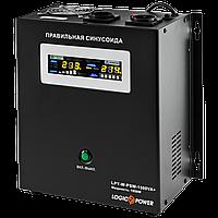 ИБП Logicpower LPY- W - PSW-1500VA+ (1050Вт) 10A/15A с правильной синусоидой 24В