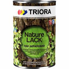 """Акриловий лак """"Natur lack"""" Triora, 0.75 л"""