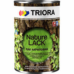 "Акриловый лак ""Natur lack"" Triora, 0.75 л"