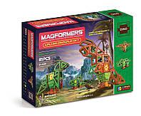 Конструктор Оживший динозавр Magformers (Walking Dinosaur Set)