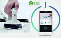 LAURASTAR-SMART – умный утюг, который подключается к смартфону.