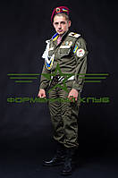 Дембельская форма. Военная форма. Дембелька. Уставная форма для Национальной Гвардии Украины. Хаки