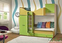 Детская мебель Моби вариант №2 (Скай ТМ)