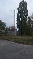 Производство и монтажные работы стальных дымовых промышленных труб   Дымоходы любых видов и форм предназначены