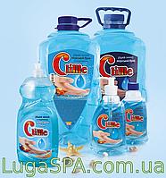 Жидкое мыло с глицерином «Морской бриз» Clime, 0,4 л. (дозатор)