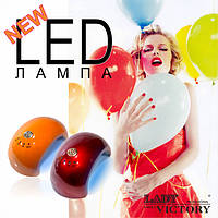 LED лампа для маникюра mini, 12 ВТ