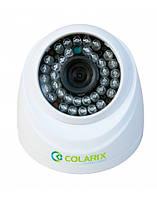 IP камера охранного видеонаблюдения COLARIX CAM-IIF-004 1Мп, f2.8мм.