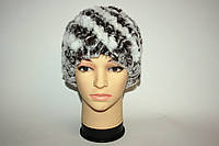 Женская шапка из натурального меха , фото 1