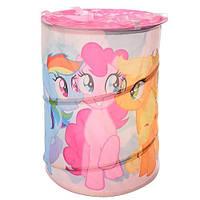 Корзина для игрушек Little Pony M 0281