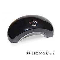 LED лампа для маникюра mini, 6 ВТ Черная