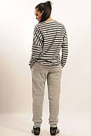 Повседневные теплые брюки-джоггеры из ангоры 42-52 размеры