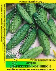 Семена огурца Парижский корнишон 5 кг (мешок)