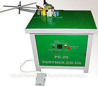 Кромковочный станок с автоподачей PE-20 полуавтомат, фото 1