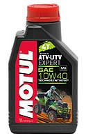 Масло моторное Motul ATV-UTV Expert 4T 10W-40 1л