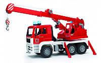 Пожарный подъемный кран MAN Bruder 02770
