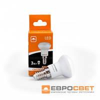 Рефлекторная светодиодная лампа R63-7-3000-27 7Вт Е27 Евросвет