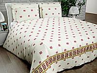 Полуторный комплект постельного белья Версаче