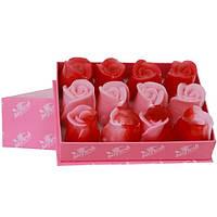 Набор Натуральное мыло ручной работы Цветок розы