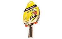 Ракетка для настольного тенниса ракетка Dunlop venom Spin TT Bat
