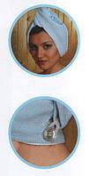 Тюрбан для сушки волос SMART, Швеция